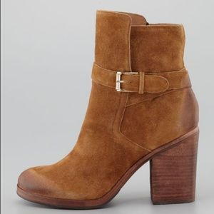 Sam Edelman Perry Suede Booties